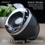 Spesifikasi Jebely Black Single Watch Winder For Automatic Watches Automatic Winder Multi Function 5 Modes Watch Winder 1 Intl Murah Berkualitas