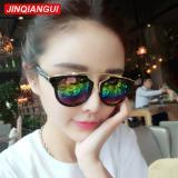 Review Jinqiangui Kacamata Wanita Kacamata Mata Matahari Kacamata Multicolor Warna Desain Merek Jinqiangui Di Hong Kong Sar Tiongkok