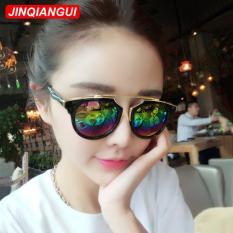 Beli Jinqiangui Kacamata Wanita Kacamata Mata Matahari Kacamata Multicolor Warna Desain Merek Murah Di Hong Kong Sar Tiongkok