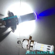 JM Lampu Led Colok Untuk Motor Sport - Putih
