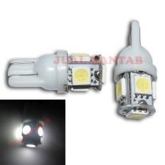 JM Lampu Variasi Motor Sen Dan Senja 5 mata Warna Putih