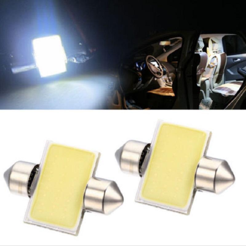 ... dll JMS - 1 Pasang / 2 pcs Lampu LED Mobil Kabin / Plafon / Festoon /