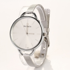 Beli Barang Jo In Gold Silver Quartz Lady Women Wrist Watch Silver Online