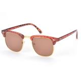 Spesifikasi Jo In Pria Wanita Retro Mengemudi Sunglasses Night Vision Mengemudi Kacamata Goggles Mengurangi Silau Emas Yang Bagus