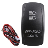 Toko Jo Off Road Led Light 5 Pin Fog Spot Light Relay Tali Pegangan Kabel 30 Amp Sekering On Off Laser Rocker Saklar Kit Murah Tiongkok