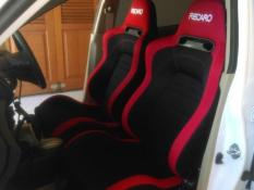 Jok Racing Recaro Top Fuel - Jok Racing Recaro SR3 - Seat Racing - Jok