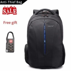 Harga Joy Anti Thefttravel Bisnis Pria Wanita Tas Ransel Papan 12 1 15 6 Inci Laptop Biru Yang Murah