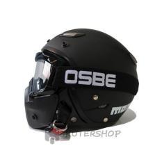 Toko Jpn Helm Momo Vintage With Osbe Goggle Mask Retro Klasik Jap Style Motocross Shark Raw Visor Clear Doff Hitam Jpn Di Jawa Timur