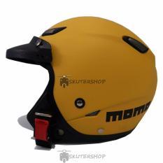 Harga Jpn Helm Pilot Momo Vintage Plus Pet Retro Klasik Jap Style Yellow Doff Kuning Asli