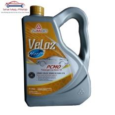 Jumbo Veloz 10W-40 SN Oli Mobil Bensin 4 Liter