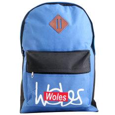 Juzz Tas Ransel Backpack Woles JURB007 - Biru