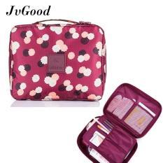 Pusat Jual Beli Jvgood G*rl Makeup Bag Women Kosmetik Tas Bungkus Toiletry Make Up Organizer Storage Kit Travel Bag Multi Fungsi Ladies Bag Case Pouch Tiongkok