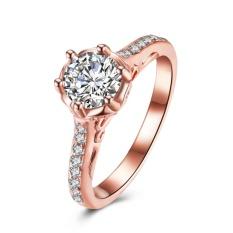 K Gold Fashion Ring AKR204-Intl