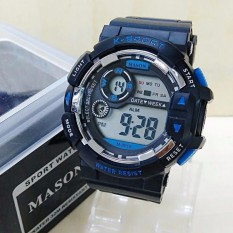 Top 10 K Sport Jam Tangan Laki Laki Digital Ks2112 Ds Online