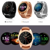 Diskon K89 Sport Blurtooth Waterproof Smart Watch Pedometer Heart Rate Monitoring Intl Oem Di Tiongkok