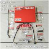 Promo Kabel Gas Set Komplit Throttle Cable Kit Rx King Tahun Muda Ori New Murah