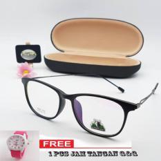 Jual Kaca Anti Radiasi Tr90 Free Jam Tangan Cantik Q Q Tr90 Original