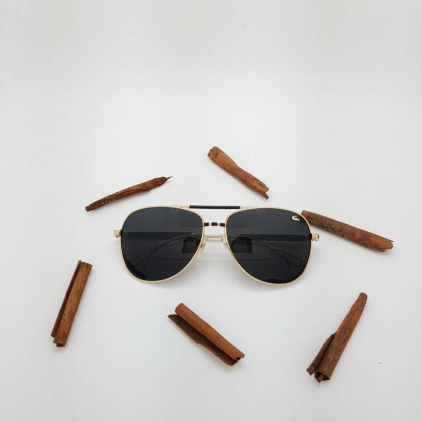 Model Kacamata Hitam Pria Penerbang HD Warna Kacamata Terpolarisasi Cermin Eyewear Kaca Mata Pria Import LCS-2017. Kaca Mata Pria Import LCS-2017