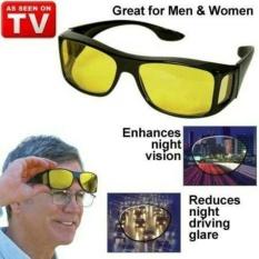 Kaca Mata Siang dan Malam HD Vision isi 2 Anti Silau Kacamata Isi 2 Unit Untuk Siang Dan Malam