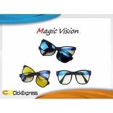 Magic Vision 3 In 1 Kacamata Hd Vision Magnet - Wiring Diagram And ... eac6da5b5a