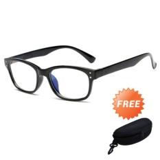 Kacamata Anti Radiasi Komputer / Laptop / Blue Film Coating