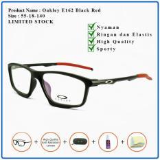 Kacamata E162 + Lensa Antiradiasi Komputer Or Lensa Minus & Plus