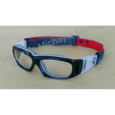 Kacamata Futsal / Sport Minus Nc139rx Hitam Grey - Eqmv8y
