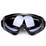 Beli Kacamata Google Ski Polarized Anti Silau Dan Debu Black Dinata Store Online