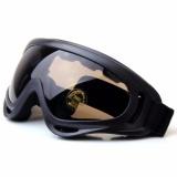 Promo Kacamata Google Ski Polarized Anti Silau Dan Debu Brown