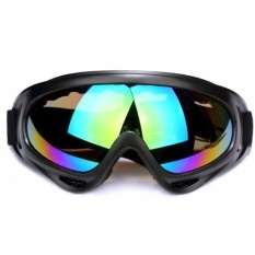 Beli Kacamata Google Ski Polarized Anti Silau Dan Debu Multicolor Online