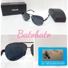 Kacamata Hologram Merk Police / Kacamata Army / Kacamata Tembus Pandang / Kacamata Anti Silau / Kacamata Polisi