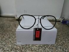 Kacamata Korea Murah Oval Besar Fashion Trendy Hit Terbaru Best Seller aaa4b66543
