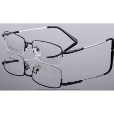 Beli Rimas Kacamata Lensa Bening Memory Alloy Frame Black Hitam Kacamata Lentur Aman Nyaman Berkualitas Lainnya Murah