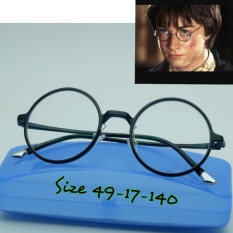 Kacamata model harry Potter Frame Kacamata minus anti radiasi