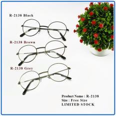 Kacamata R-2138 + Lensa Antiradiasi Komputer Or Lensa Plus & Minus
