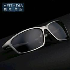 Kacamata Sunglass Polaroid Men Cool Aluminum Alloy - C9cc7e