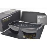Harga Kacamata Sunglass Porsche Design Lentur Pd5234 Hitam Seken