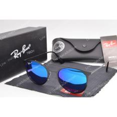 Kacamata Sunglasses RB Polarized Titanium 3541 Biru