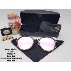 Kacamata Super Murah/Sunglass  KW Fullset X2057