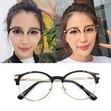 Jual Kacamata Vasckashop Anne Eyeglasses Black Original