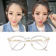 Harga Kacamata Vasckashop Anne Eyeglasses Transparant Yg Bagus