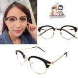 Review Kacamata Vasckashop Mirai Eyeglasses Black Terbaru