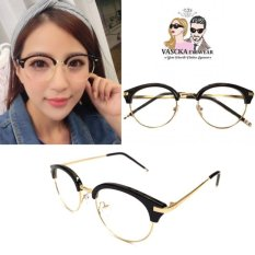 Toko Kacamata Vasckashop Mirai Eyeglasses Black Jawa Barat