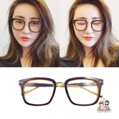 Kacamata Vasckashop Teyana Eyeglasses Brown