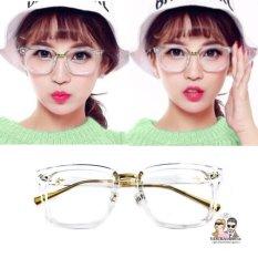 Spesifikasi Kacamata Vasckashop Teyana Eyeglasses Transparant Dan Harga