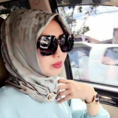 Kacamata hitam wanita import murah obral Sunglass artis UV400 sosialita  terbaru murah import model Artis korea 7eaaa6cce4