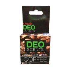 KAGUMI DEO SCENTS PARFUM MOBIL AROMA COFFEE