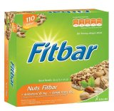 Jual Fitbar Nuts 3 Box 5X25 G Fitbar Branded