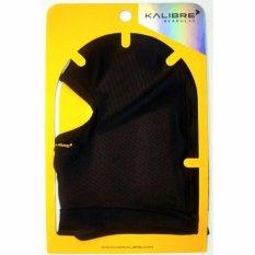 Spesifikasi Kalibre Balaclava Headwear Alas Helm Tutup Kepala Masker Mask 991167 999 Hitam Yg Baik