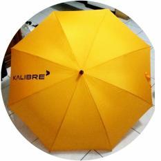 Spesifikasi Kalibre Umbrella Payung Besar Diameter 150 Cm Hujan Waterproof Anti Air Anti Uv 995036 770 Kuning Yg Baik